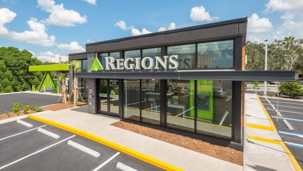 Regions Bank South Passadena