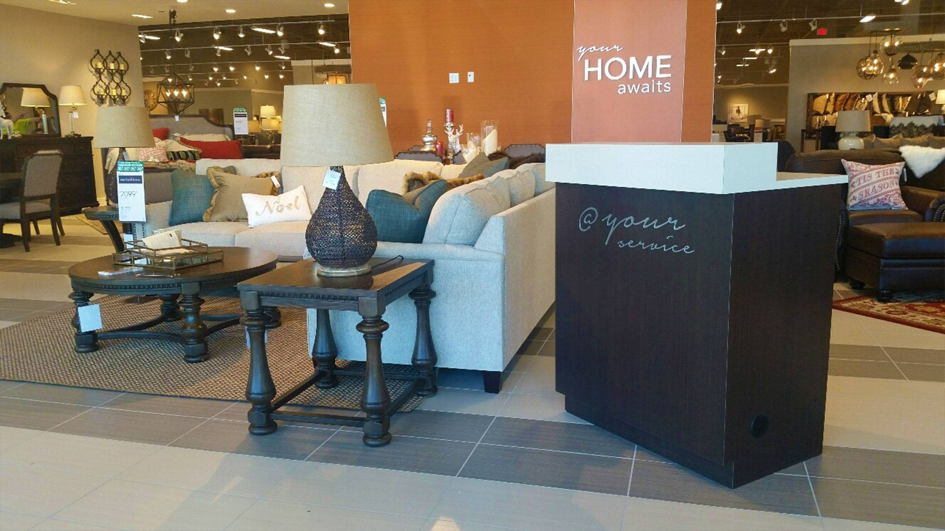 Ashley Furniture Inside 2