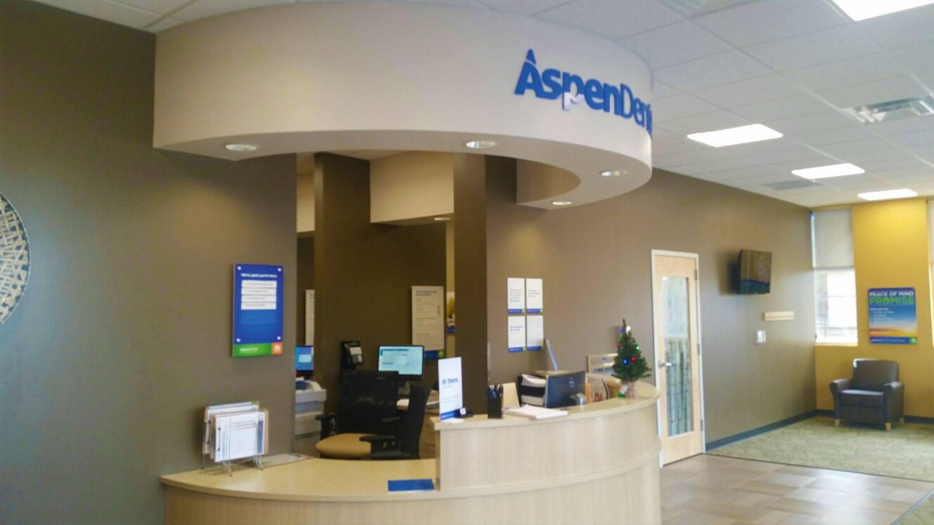 Aspen Dental Inside